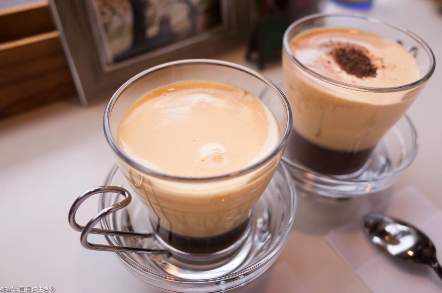 エッグコーヒー