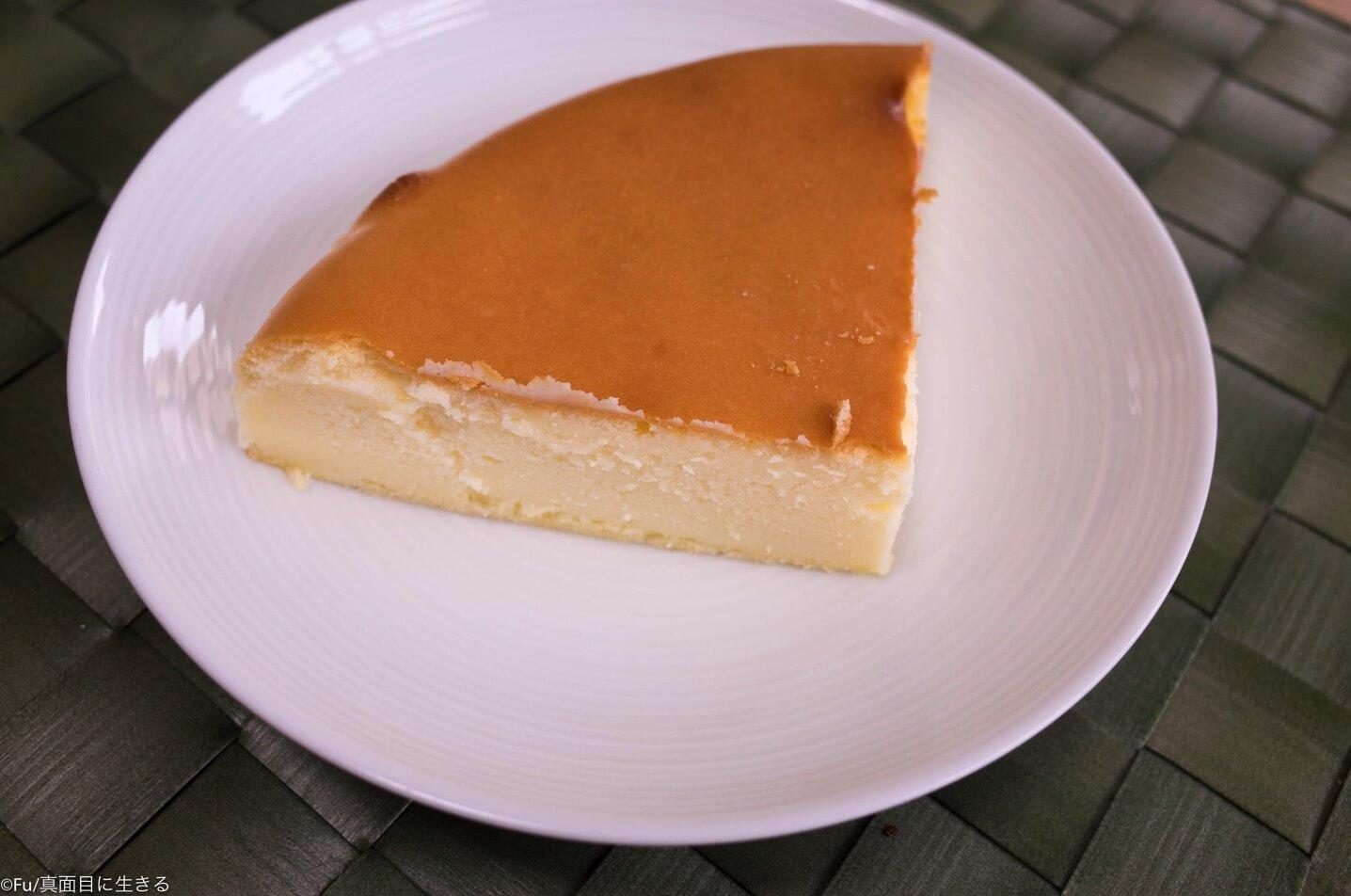 チーズケーキ4分の1