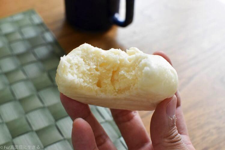 中身はチーズ