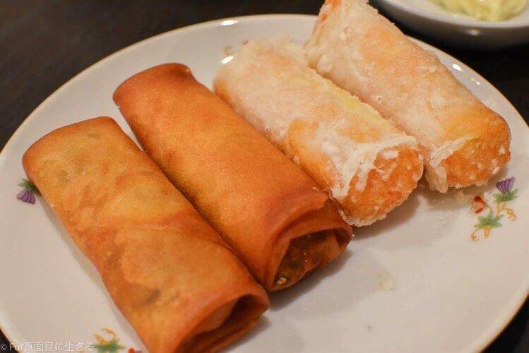 【食レポ】横浜中華街「菜香新館」ランチでゆっくり飲茶コースを堪能