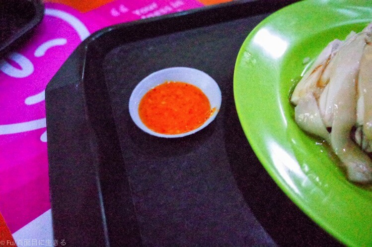 天天海南鶏飯のタレ