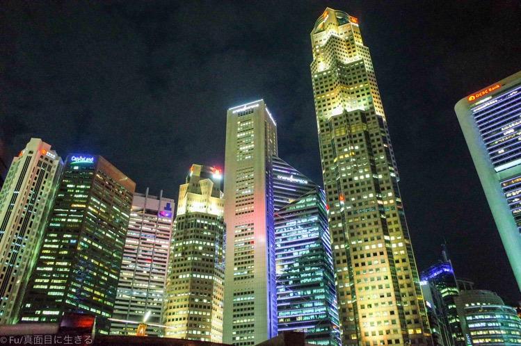 シンガポール リバークルーズは夜景が最高!【割引あり】クーポンチケット、行き方・料金【ナイトクルーズ】