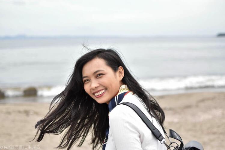 三浦海岸海水浴場を散歩してきた 駅から徒歩5分【みさきまぐろきっぷ日帰り旅行】