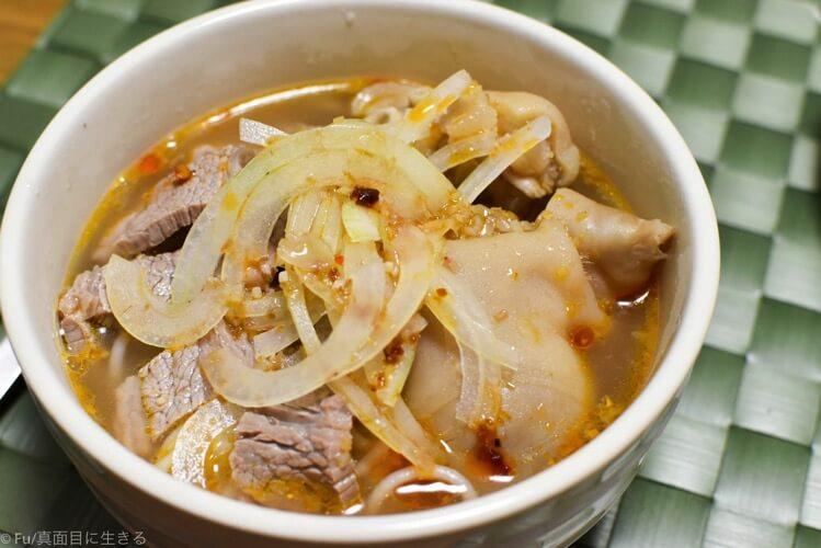 ブン(米粉の麺)