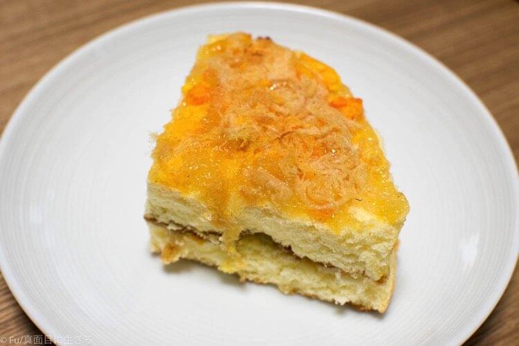卵のケーキ