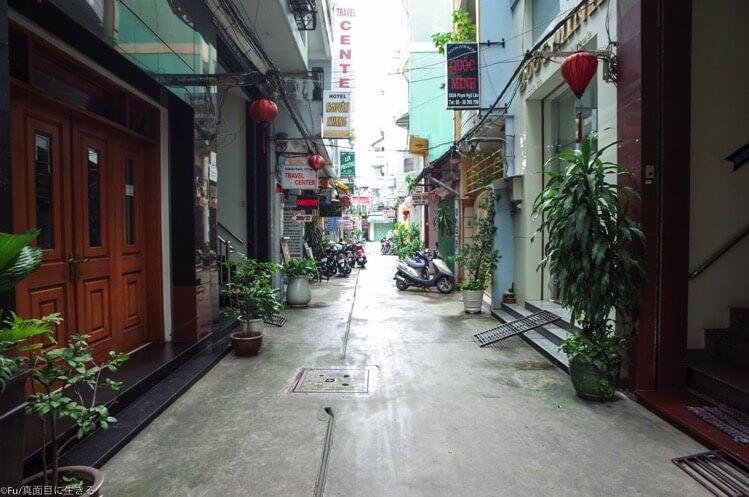 ビチ デュエン ホテル 小道