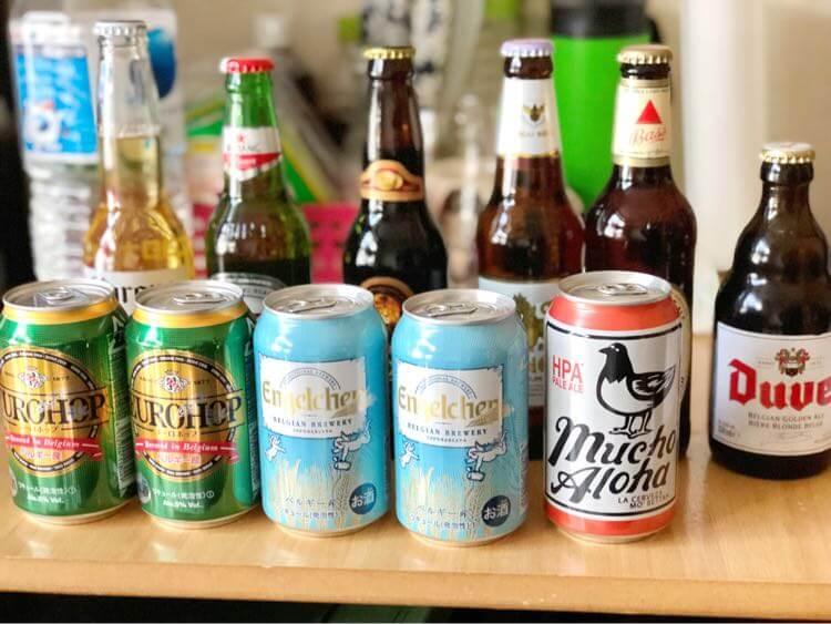 カルディのビール