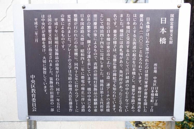 日本橋の説明