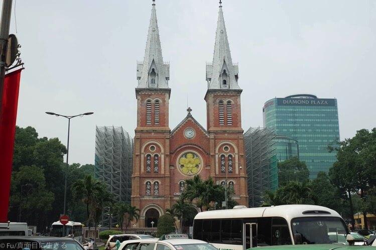 サイゴン大聖堂