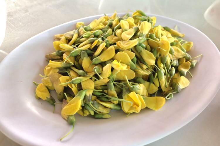 メコンデルタ地方特産の花