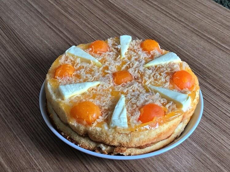 ベトナムのケーキ