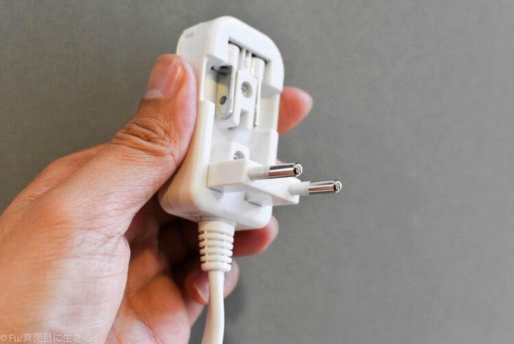 海外用電源コンセント1
