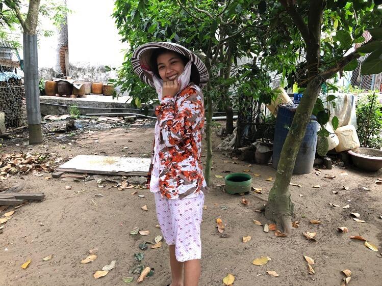ベトナムっぽい嫁