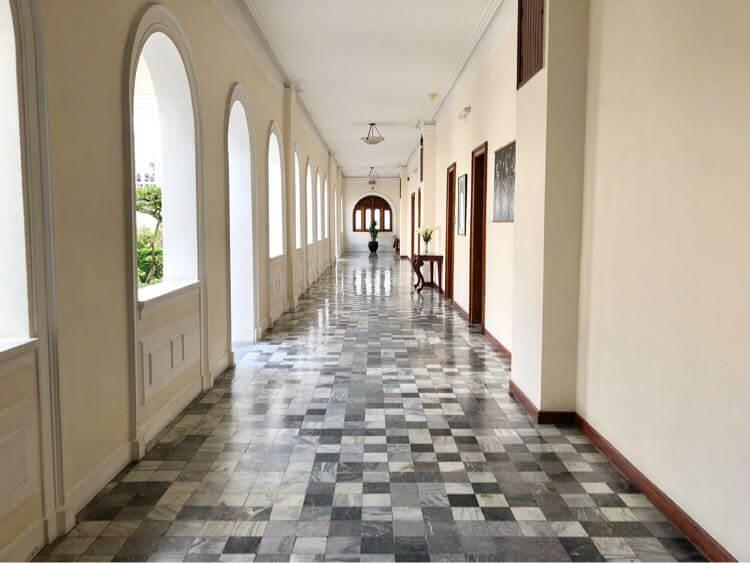 コンチネンタル サイゴン 廊下