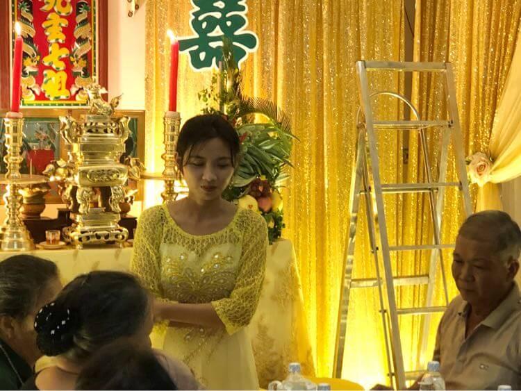 結婚式前夜祭で盛り上がったり、「私はお嫁に行きます」な1日【Fu/真面目な日常】【結婚式日記22日目】