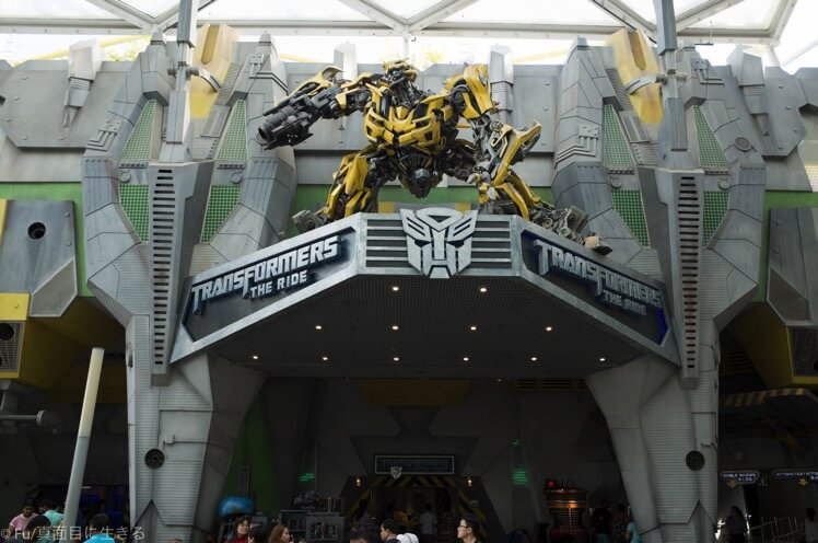 TRANSFORMERS The Ride