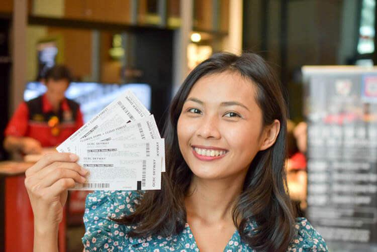 ガーデンズバイザベイ【格安チケット】予約方法・割引クーポン・入場料金の比較まとめ【シンガポール】