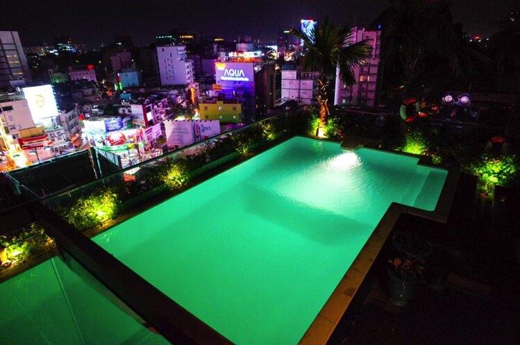 アラゴン サイゴン ホテル ホテル