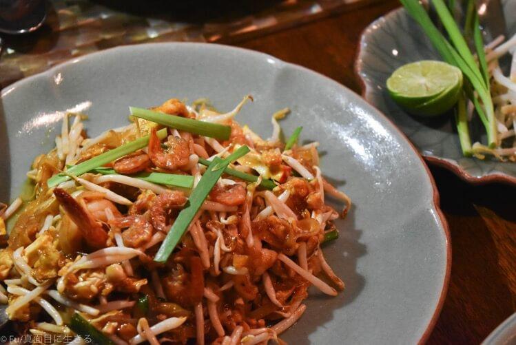 Pud Thai Goong Sod