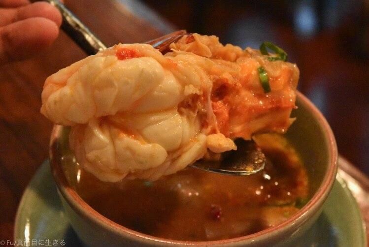バーンカニタ バンコクで一番美味しいトムヤンクンが食べられるタイ料理レストラン