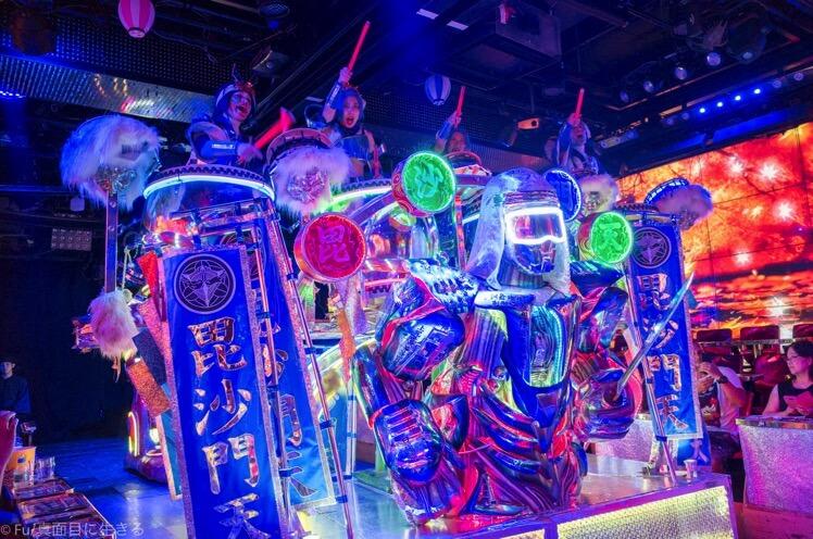 新宿 ロボットレストラン【徹底ガイド・口コミ】割引クーポンチケット、予約方法など全部まとめ
