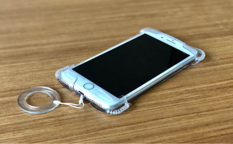 iPhoneケースを買いかえたり、嫁のご機嫌をとってマイクロレンズ買った1日【Fu/真面目な日常】