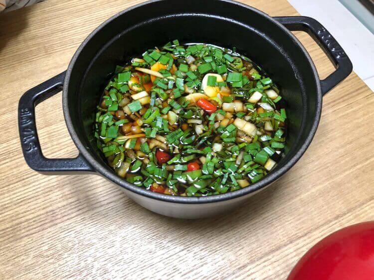 ベトナム風煮卵