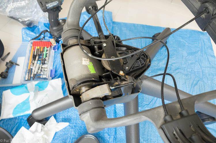 【アーロンチェア修理】保証期間内のメーカー無償修理をしてもらいました