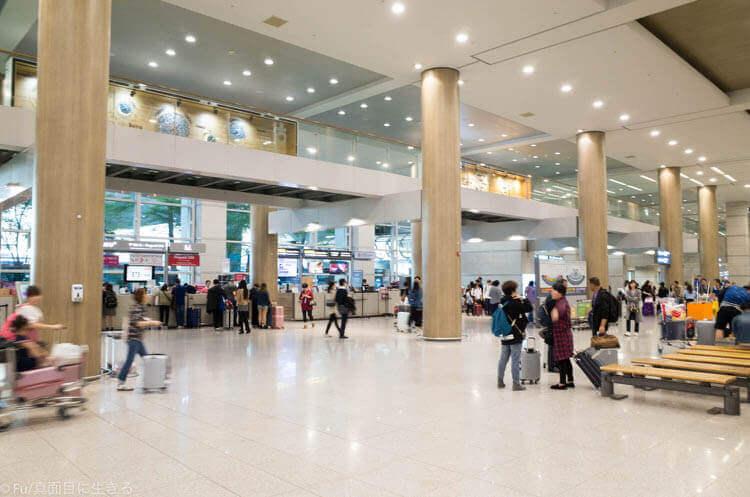 仁川空港 Olleh(オルレ)のWiFiルーターレンタル