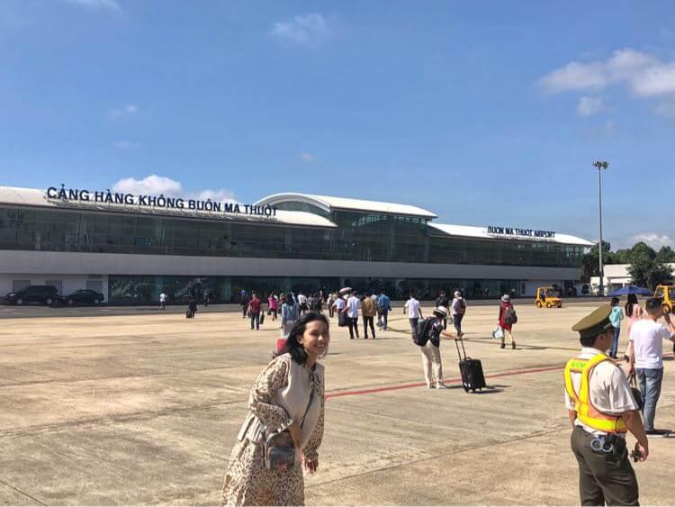 バンメトート空港