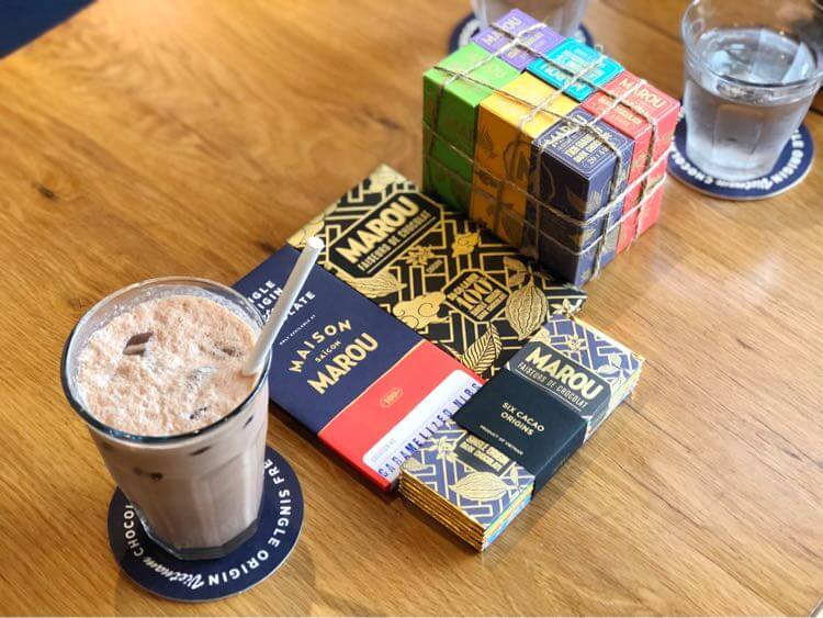 marouのチョコレート