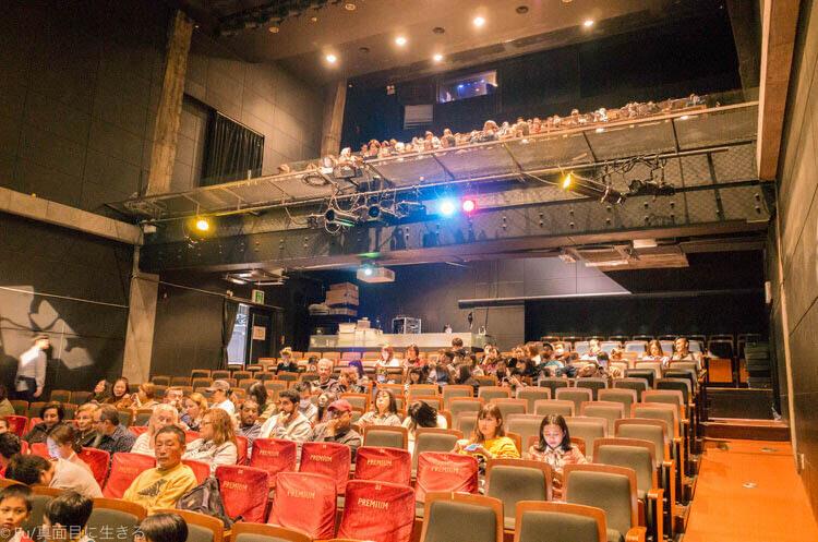 ソウル NANTA(ナンタ) 劇場2階もある