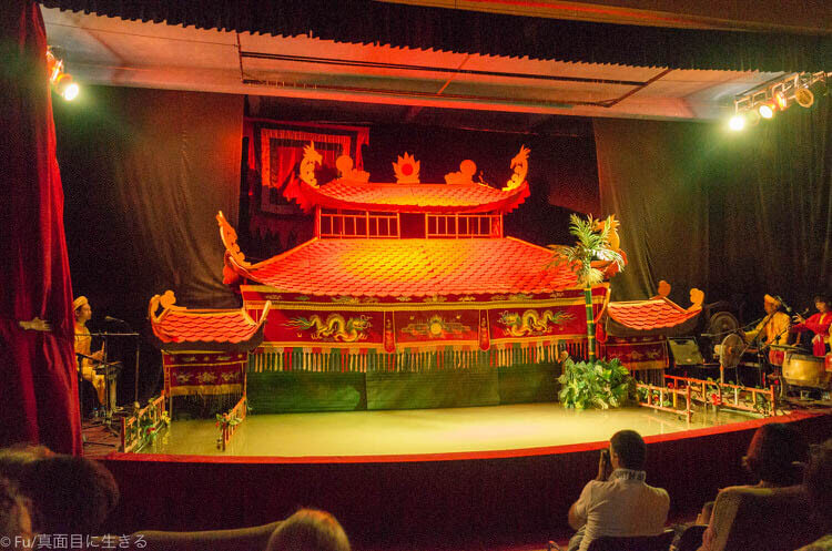 ホーチミン ロンヴァン水上人形劇場(ゴールデンドラゴン)【徹底ガイド】口コミ、行き方、チケット情報など