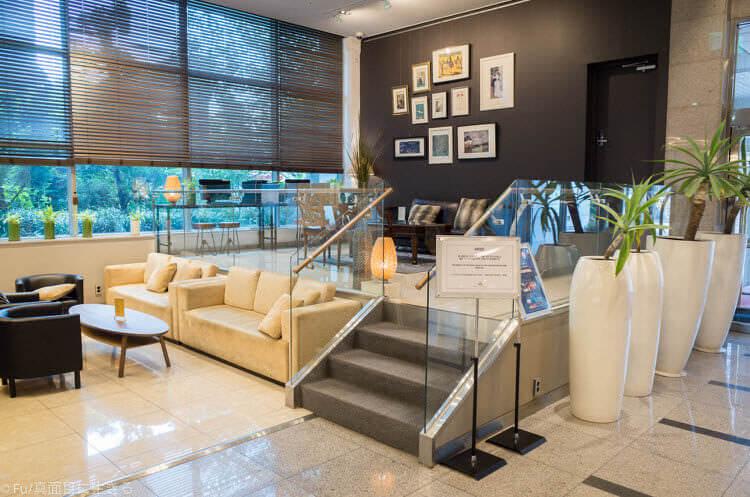 Hotel Atrium (ホテル アトリウム) ラウンジ