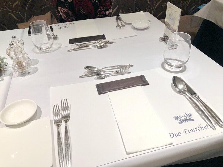 ランチ テーブルセット