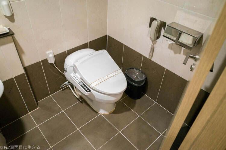Hotel Atrium (ホテル アトリウム) トイレ