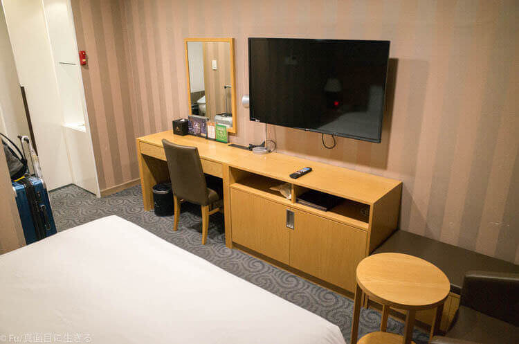 Hotel Atrium (ホテル アトリウム) 部屋の様子