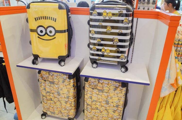 ミニオン スーツケース