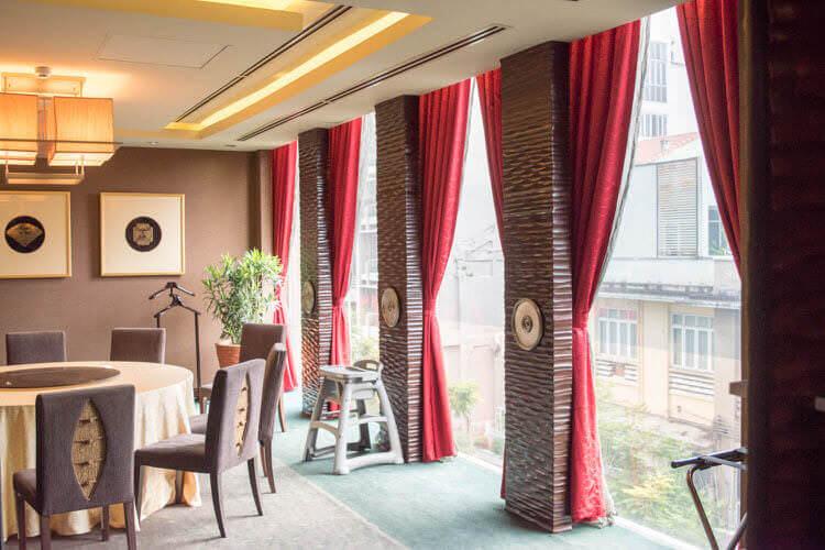 李白(Li Bai)の個室 窓あり