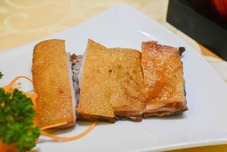 李白(Li Bai)  豚のクリスピー