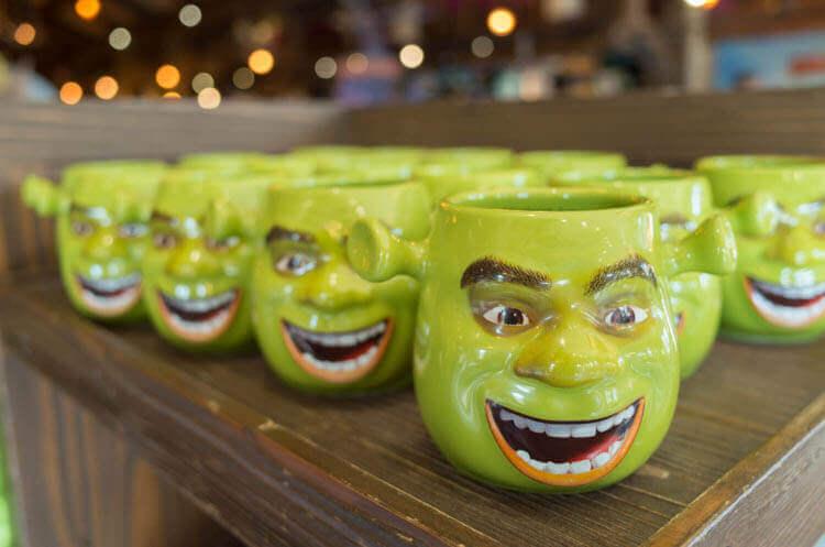 シュレックマグカップ