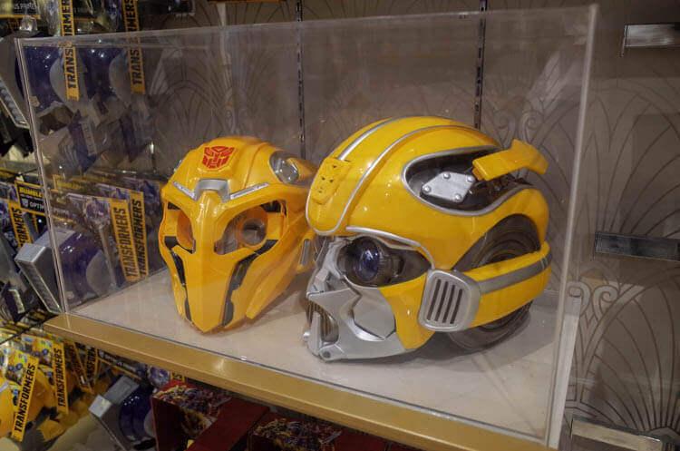 トランスフォーマーのマスク