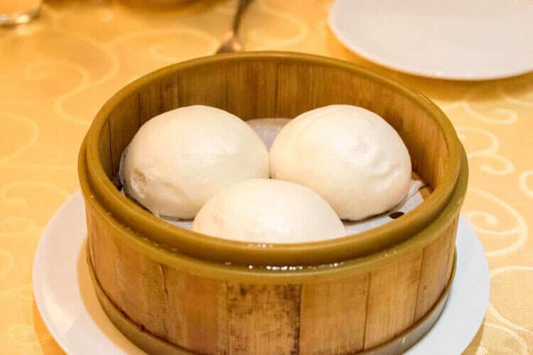 李白(Li Bai) カスタード饅頭