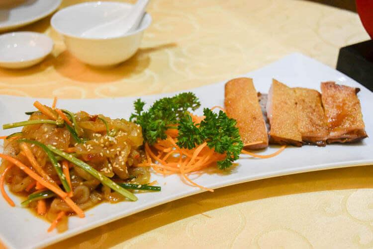 李白(Li Bai) シェラトン・サイゴン・ホテルの中華レストランでランチを堪能