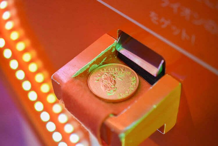 記念メダルゲット