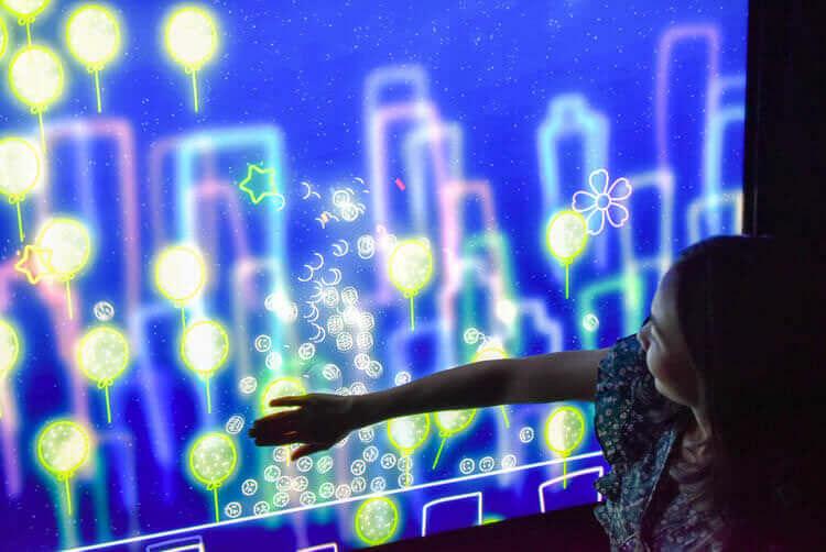 シンガポール チームラボ「FUTURE WORLD」【徹底ガイド】マリーナベイサンズ周辺で子供連れにおすすめ