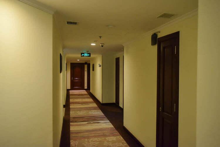 レックス ホテル サイゴン 廊下