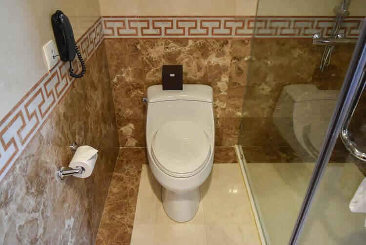 レックス ホテル サイゴン トイレ