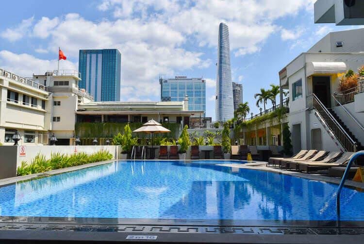 レックス ホテル サイゴン スカイデッキ