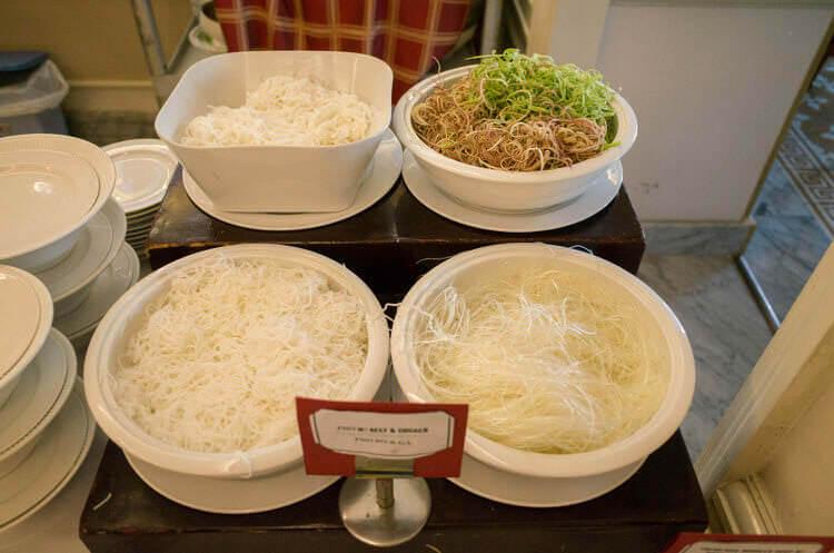 2日目の麺